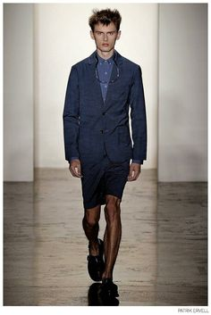 #Menswear #Trends PATRIK ERVELL Spring Summer 2015 Primavera Verano  #Tendencias #Moda Hombre
