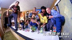 awesome 15 Years of enjoi Part 2 | TransWorld SKATEboarding