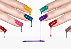 Beauty & Passion: Means, brittle nails