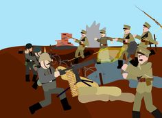 History Books, Soldiers, Revolution, Russia, Led, Amazon, Country, Simple, Illustration