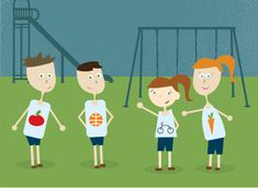 8 pautas clave para tener una vida sana y activa   El Blog de Educación y TIC