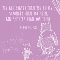Who You Are - Words of Wisdom from Winnie the Pooh - Photos
