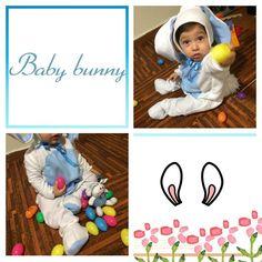 Disfraz conejito #babybunny #bunny #primavera