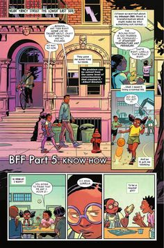 Preview: Moon Girl and Devil Dinosaur #5, Story: Amy Reeder & Brandon Montclare Art: Natacha Bustos Covers: Amy Reeder & Pia Guerra Publisher: Marvel Publication Date: March 30th, ...,  #All-Comic #All-ComicPreviews #AmyReeder #BrandonMontclare #Comics #Marvel #MOONGIRLANDDEVILDINOSAUR #NATACHABUSTOS #PiaGuerra #previews
