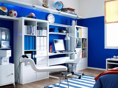 IKEA Kinderzimmer Für Jungen - Tipps & Ideen Auf Planungswelten.de