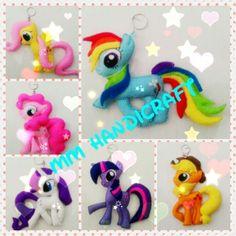 Little pony & friends