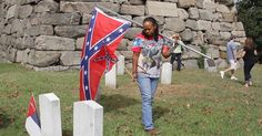 08-28-2017  This woman's comments about the Confederate flag need to be heard by everybody ...