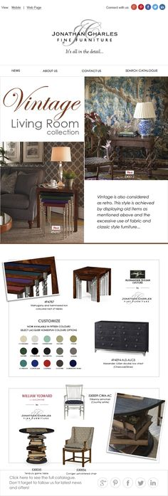 #jonathancharles #Furniture #InteriorDesign #decorex #hpmkt  #williamyeoward #alexanderjulian
