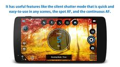 "HD Camera Pro v2.3.0 FULL NULLED   HD Camera Pro v2.3.0 FULL NULLED  Requirements:3.2 and upOverview:""HD Camera Pro"" is a camera app designed simple and intuitive.  Pro version is not displayed ads. It has useful features like the silent shutter mode that is quick and easy-to-use in any scenes the spot AF and the continuous AF.  You can check the operation and functions of the app in free version.  [Features] - Silent shutter - Spot focus - Spot photometry - Continuous AF - Shooting Mode…"