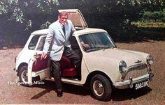 Mini Cooper Classic, Mini Cooper S, Classic Mini, Classic Cars, Cooper Car, Mini S, Mini Things, Car In The World, Jaguar