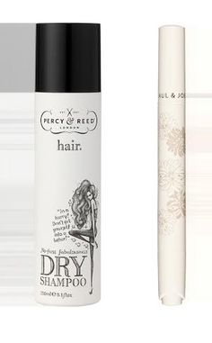 A mist of this clever formula is enough to soak up excess oil leaving your hair looking 'just washed'.