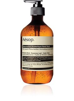 Aesop Resurrection Hand Wash
