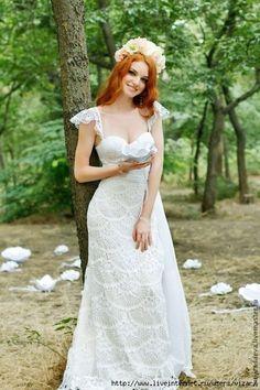 """Платье """"Красота и женственность"""" (Anna Radaeva)"""