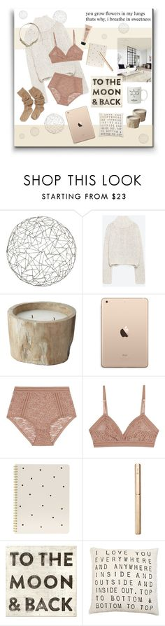 """Dead Letters"" by duciaxoxo on Polyvore featuring Arteriors, Zara, Lazy Susan, Lonely, Chanel, Sugar Paper and philosophy"