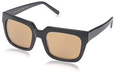 SOCIETY NEW YORK Women's Sunglasses Black