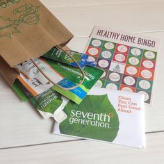 Healthy Baby Home Party with @seventhgen! Hear about what we learned to keep your home and family chemical-free.  (We recieved free coupons and samples in exchange for an honest review.) #healthybabyhomeparty #generationgood #comeclean