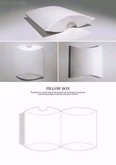 Шаблоны коробочек для подарков / Удивительное искусство