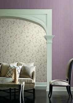 Riverside Park, Floral Trail: Our delicate florals add warmth and an opulent touch to any scheme.