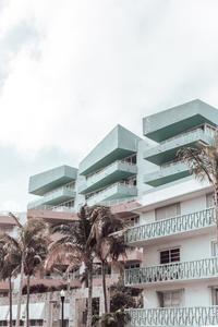 Miami Art Deco Print South Beach Photography Wall Art Miami Art