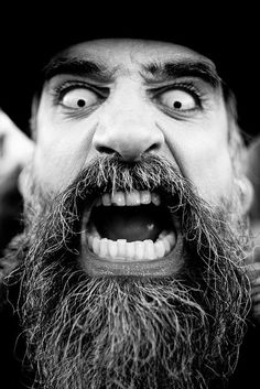Time to Get Angry, Plate 2 Portrait Photography Men, Eye Photography, Facial Expressions Drawing, Pirate Photo, Angry Pictures, Hawk Photos, Arte Hip Hop, Expressions Photography, Angry Face