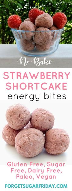 A sweet no-bake snack with zero guilt! They contain no added sugar, dairy, or gluten, and are perfect for the Paleo diet.