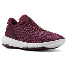 754273ef0e308c Reebok Shoes Women s Cloudride DMX 3.0 in Rustic Wine Twisted Pink White  Size 5.5 - Walking