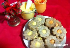 Mákos linzer Csupasüti konyhájából Minion, Cookies, Desserts, Food, Crack Crackers, Tailgate Desserts, Biscuits, Meal, Cookie Recipes