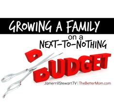 Yes!! Love these tips on how your family can survive on a next-to-nothing budget!! save money on babies, #SaveMoney #Money