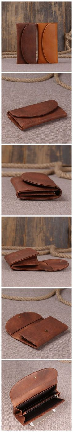 NEW VINTAGE WALLETS GENUINE LEATHER PURSE FOR MEN LEATHER MALE WALLETS LEATHER GOODS LEATHER WORK