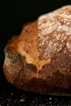 Jeff Hertzberg, a physician from Minneapolis, devised this streamlined technique for a crusty loaf of bread Mix flour, salt, yeast and water Let it sit a bit, refrigerate it, take some out and let it rise, then bake it