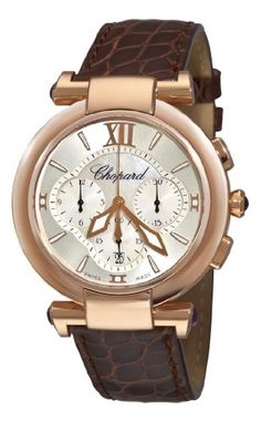 Chopard Imperiale Womens Rose Gold Chronograph « Holiday Adds