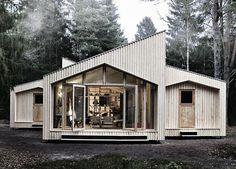 villa asserbo- rock the shack