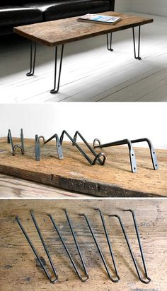 Des créations où le bois de grange est mis en valeur - Joli Joli Design
