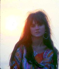 Linda Ronstadt - best bangs ever