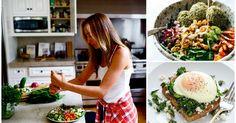 ¡A comer sin miedo! 50 alimentos que no engordan