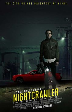 Jake Gyllenhaal was so great in this film, he creeped me out. OS