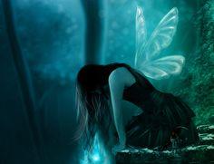 Ghost fairy - Fantasy Wallpaper ID 429506 - Desktop Nexus Abstract