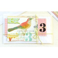 A little birdie told me you'd love this package idea!