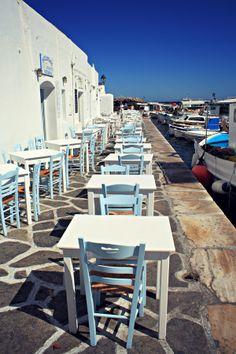 Naoussa (Paros) by Joffrey , via 500px