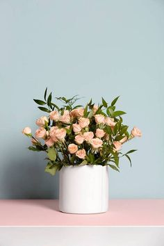 Learn what vase to pair with your roses.