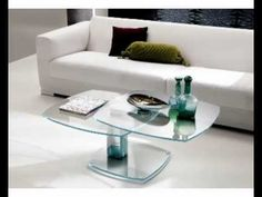 Slide transformable table by Ozzio Design and www.EuroluxeInteriors.com