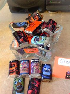 Five nights at freddy s birthday party ideas photo 3 of 11 catch