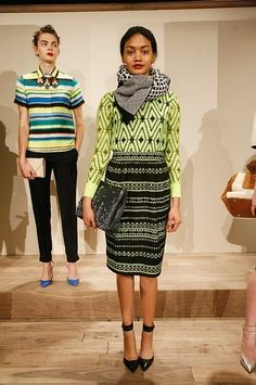 J.Crew's Colorful, Opulent Fall 2013 Collection