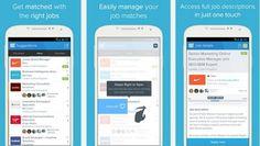 Para recibir en Android notificaciones con ofertas de empleo personalizadas