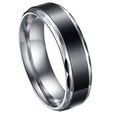 JewelryWe Schmuck Edelstahl Herren-Ring Schwarz Retro Lie... https://www.amazon.de/dp/B009OB9J4E/ref=cm_sw_r_pi_dp_x_-8lGybPAWGD7B