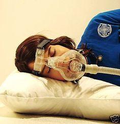 Sleep Masks: Cpap Pillow - Down Filled - Sleep Apnea -> BUY IT NOW ONLY: $68.99 on eBay!