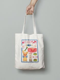 Heavy Duty Tote Roar Tiger Canvas Tote Bags Canvas Carryall Cute Totes Jungle Tote Funny Reusable Grocery Bag Fun Beach Tote