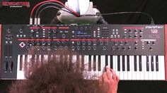 Dave Smith Instruments Prophet 12 Synthesizer Sound Demo