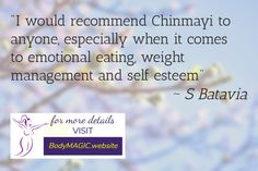 Talk to Chinmayi ...No charge ...No pressure ...Just #MAGIC!   Free Call Link - https://www.vcita.com/v/chinmayi/online_scheduling?staff_id=871c24c1a1996dd9   #ThursdayTreat #ThankfulThursday #Throwback #EmotionalEating #CompulsiveEating #BingeEating #SelfWorth #Stress #Anxiety #Wellness #EmotionalEater
