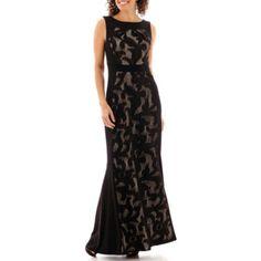 05c3354b86836 Sangria Sleeveless All Over Sequin Maxi Dress - JCPenney Chucks Wedding